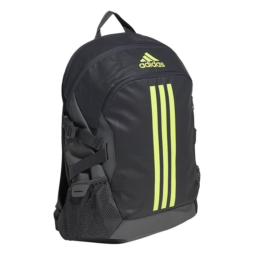 Adidas Power Id 30l One Size Dgh Solid Grey / Solar Yellow