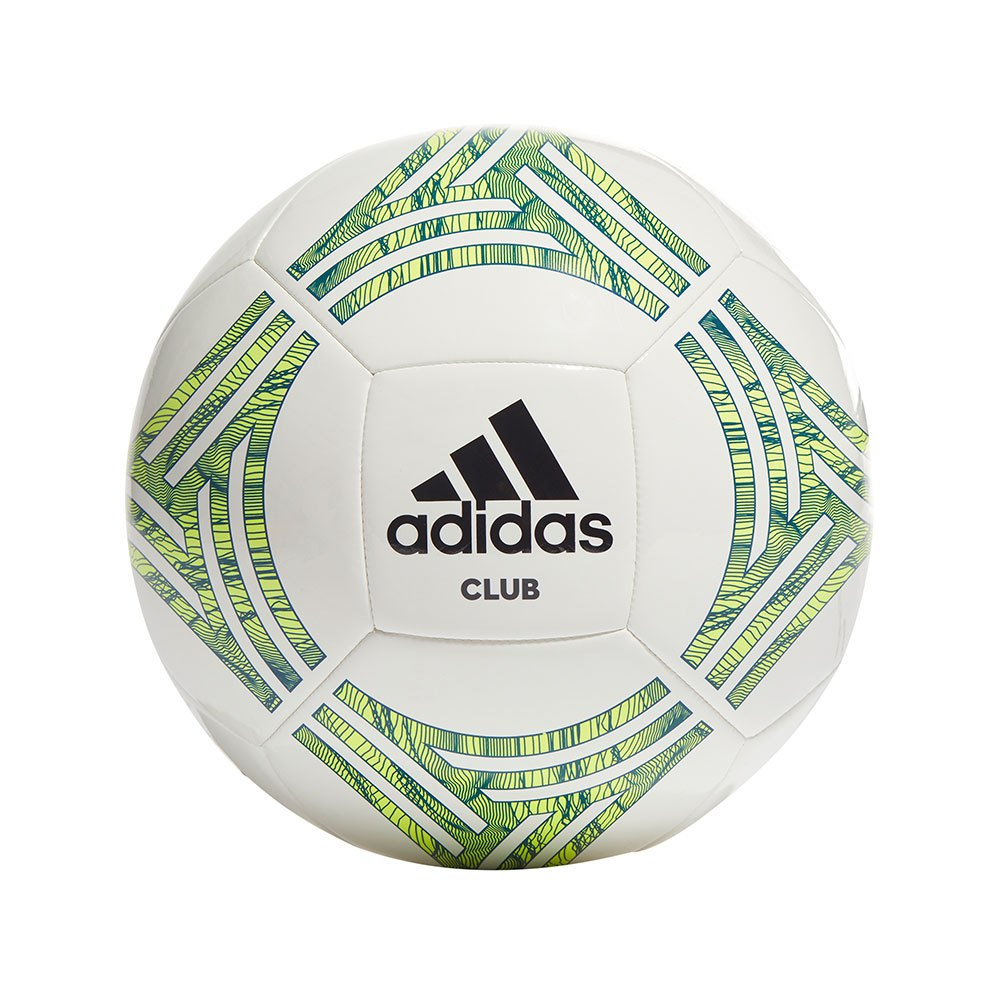 Adidas Tango Club Football Ball 5 White / Team Royal Blue / Solar Yellow / Black