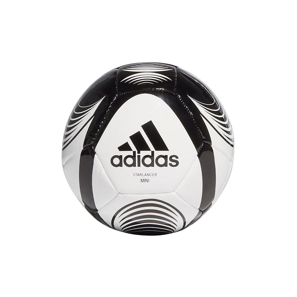 Adidas Starlancer Mini Football Ball 0 White / Black