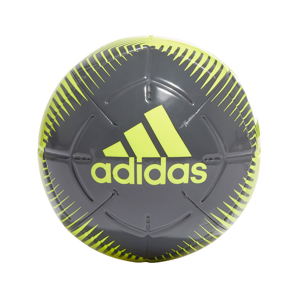 Adidas Epp Ii Club Football Ball 5 Solar Yellow / Grey Five