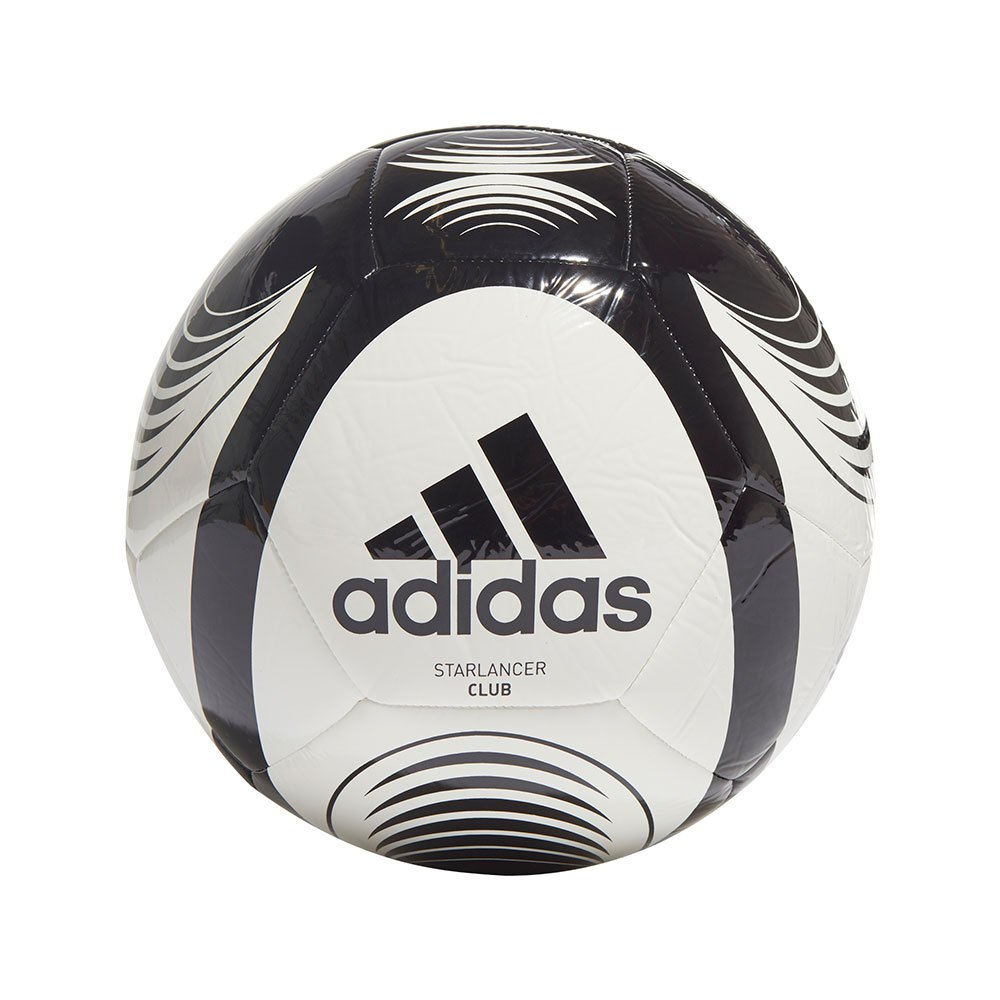 Adidas Starlancer Club Football Ball 3 White / Black