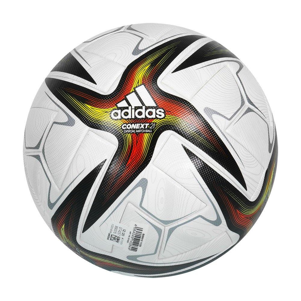 Adidas Ballon Football Espagne Pro 5 White / Iron Met. / Black / Pantone