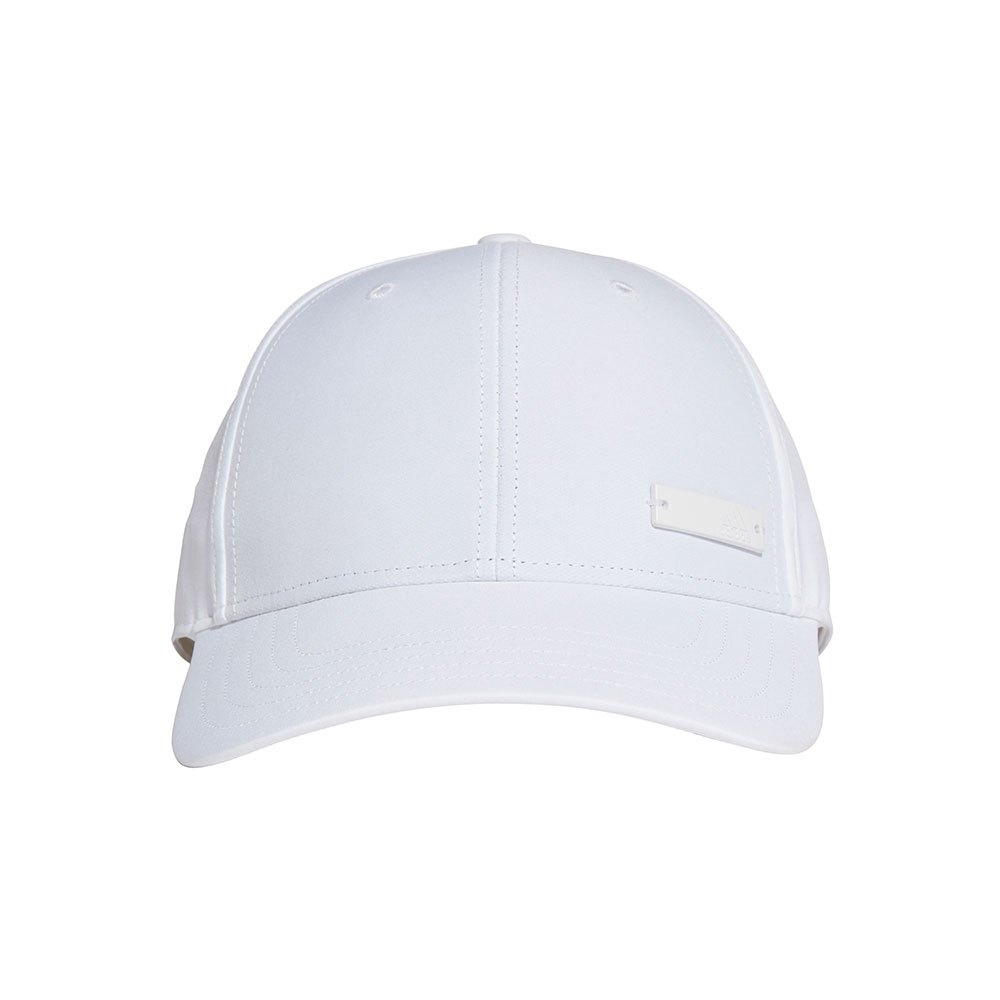 Adidas Casquette Lightweight Metal Badge 58 cm White / White / White