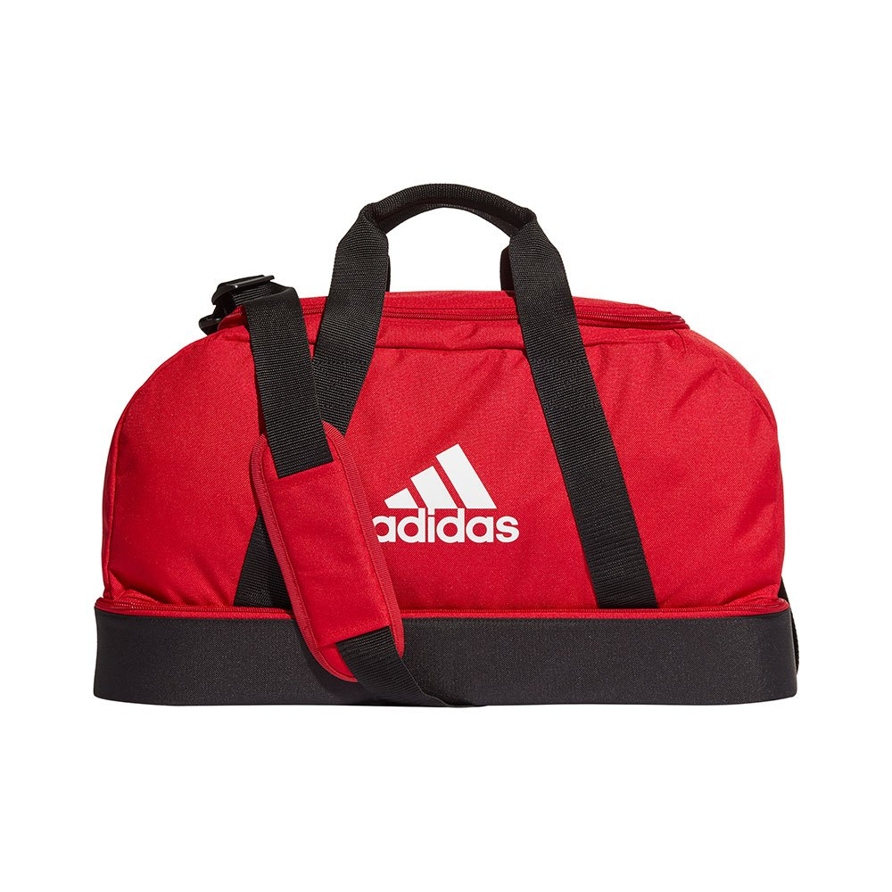 Adidas Sac Tiro Primegreen Duffle 30.75l One Size Team Power Red / Black / White