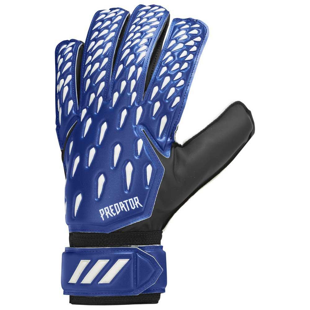 Adidas Predator Training Goalkeeper Gloves 10 Team Royal Blue / White / Black