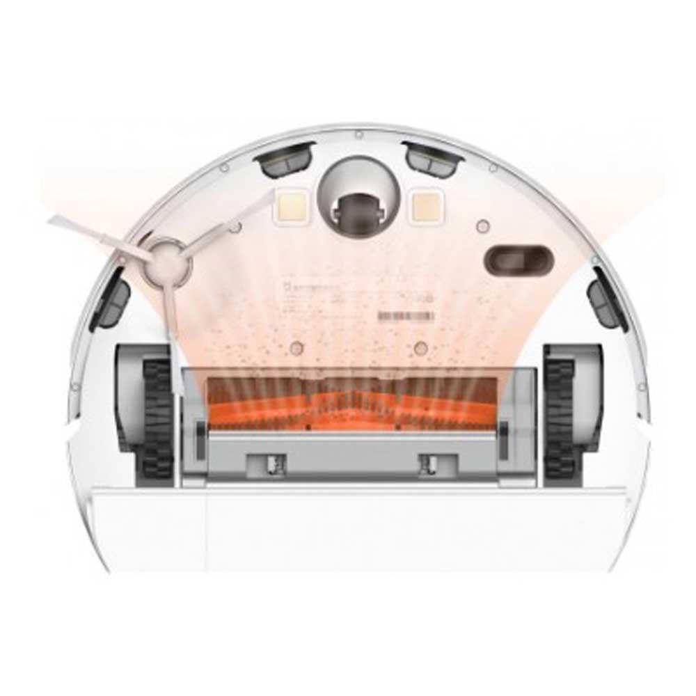 miniatura 8 - XIAOMI MI ROBOT VACUUM-MOP ROBOT ASPIRADOR LIMPIEZA BLANCO,BLANCO