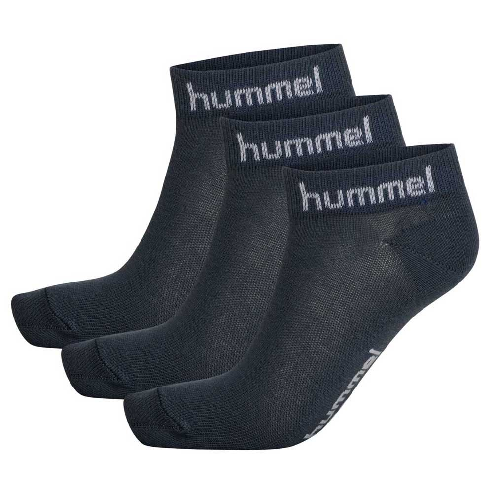 Hummel Chaussettes Torno 3 Paires EU 28-31 Blue Nights
