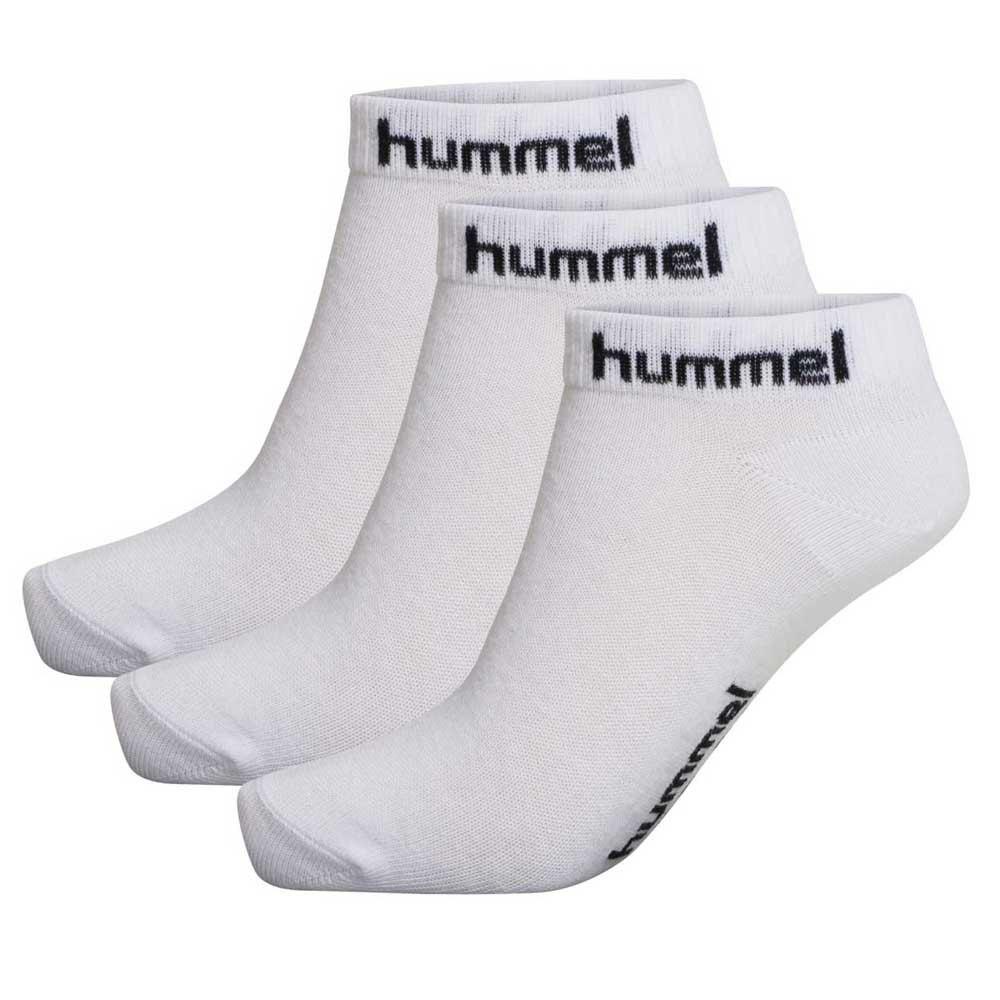Hummel Chaussettes Torno 3 Paires EU 24-27 White
