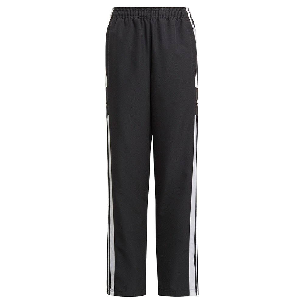 Adidas Pantalon Longue Squadra 21 Presentation 164 cm Black / White