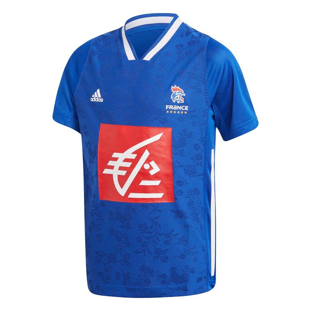 Adidas France Réplique Junior 164 cm Team Royal Blue