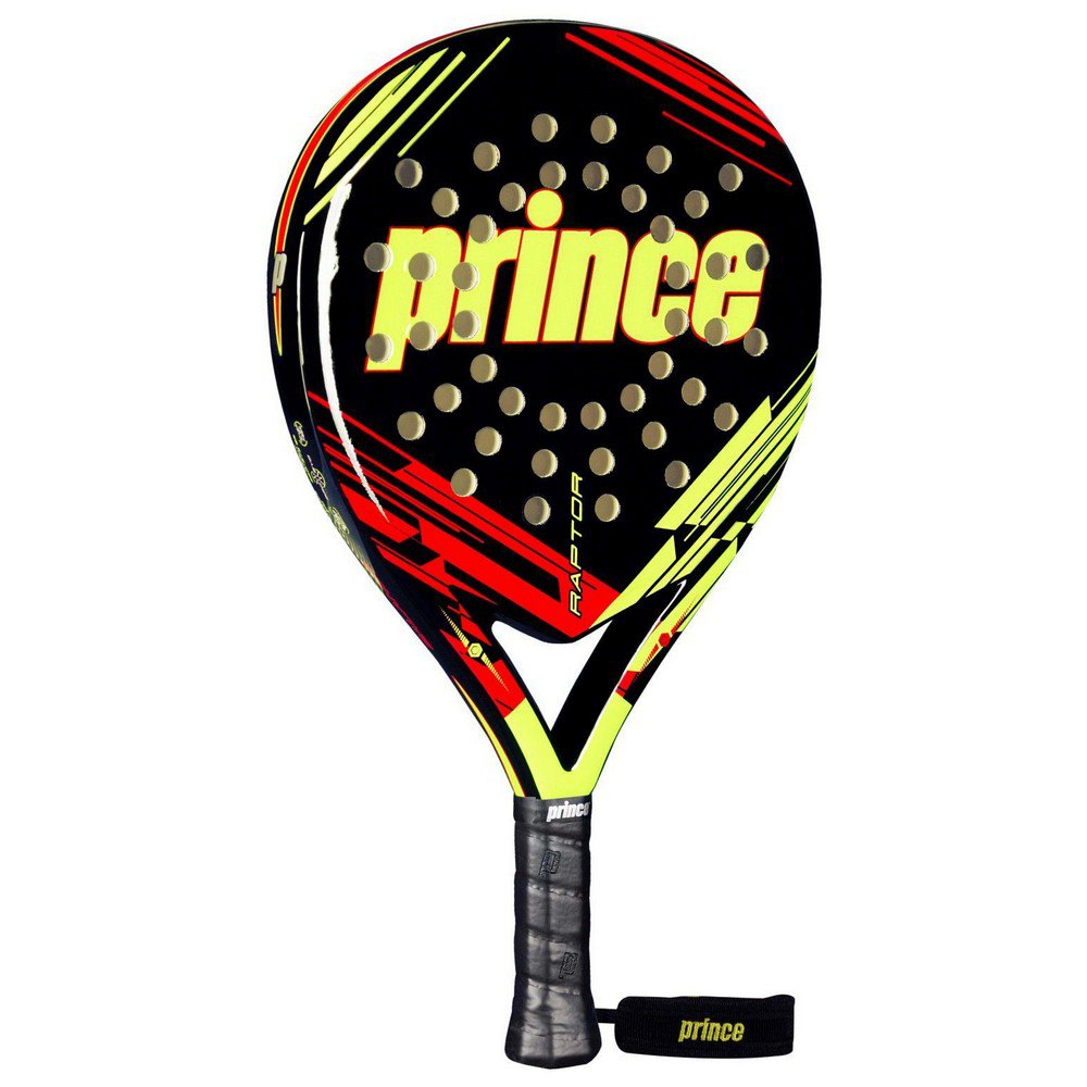 Prince Raquette Padel Raptor One Size Black / Red / Yellow