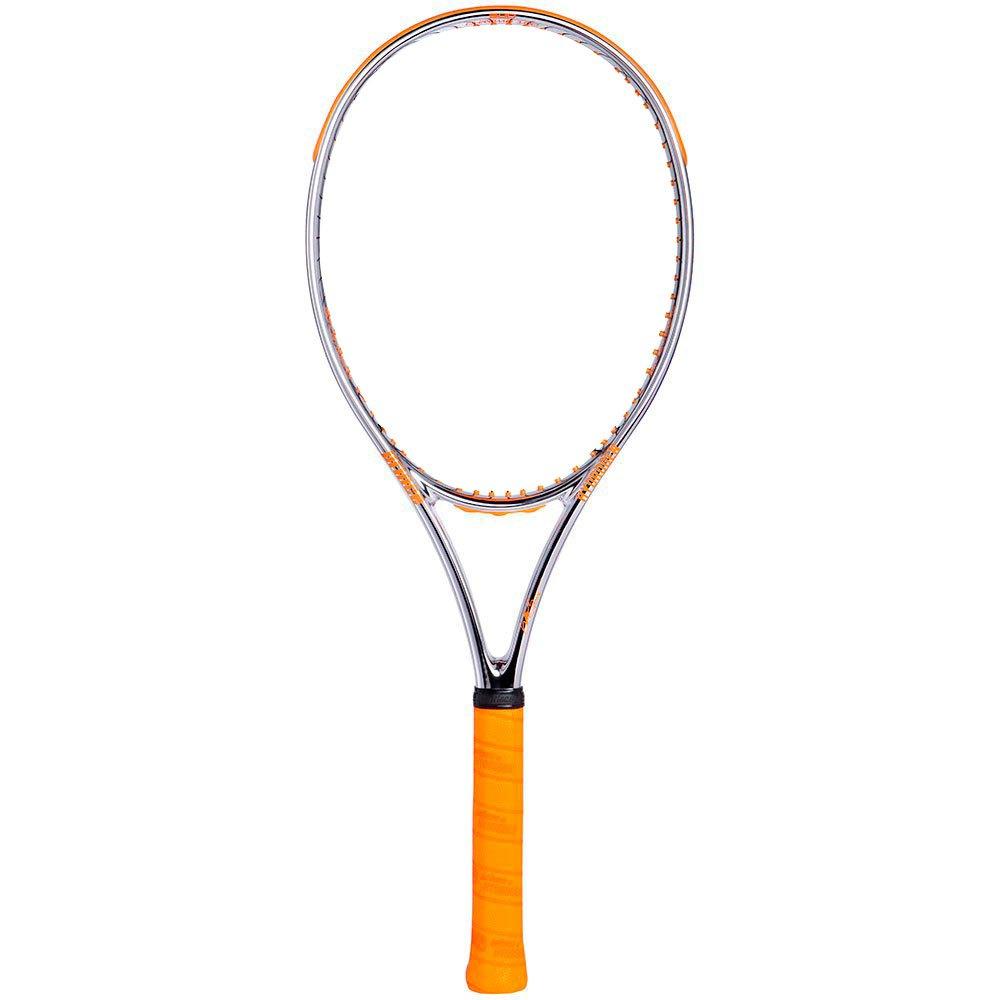 Prince Raquette Tennis Chrome 100 280g 1 Silver / Orange