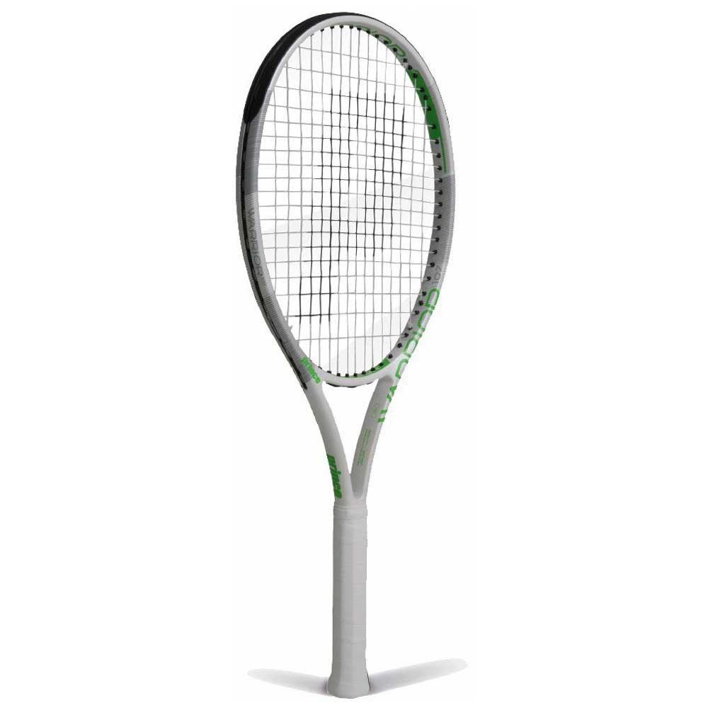 Prince Warrior 107 275 Tennis Racket 2 White / Grey