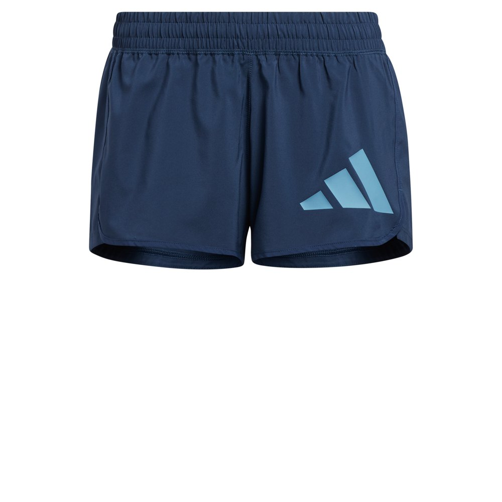 Adidas Short Pacer Badge Of Sport Woven XS Crew Navy / Hazy Blue