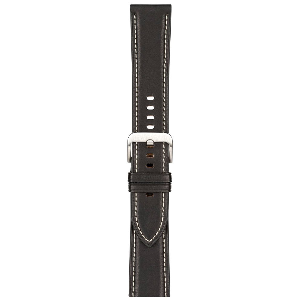 Samsung Stitch Cuir Galaxy Watch3 22 Mm M-L Black