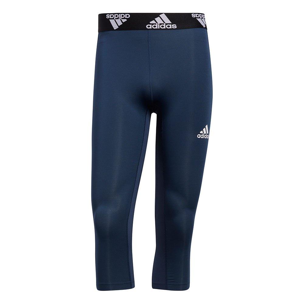 Adidas Techfit 3-stripes S Crew Navy