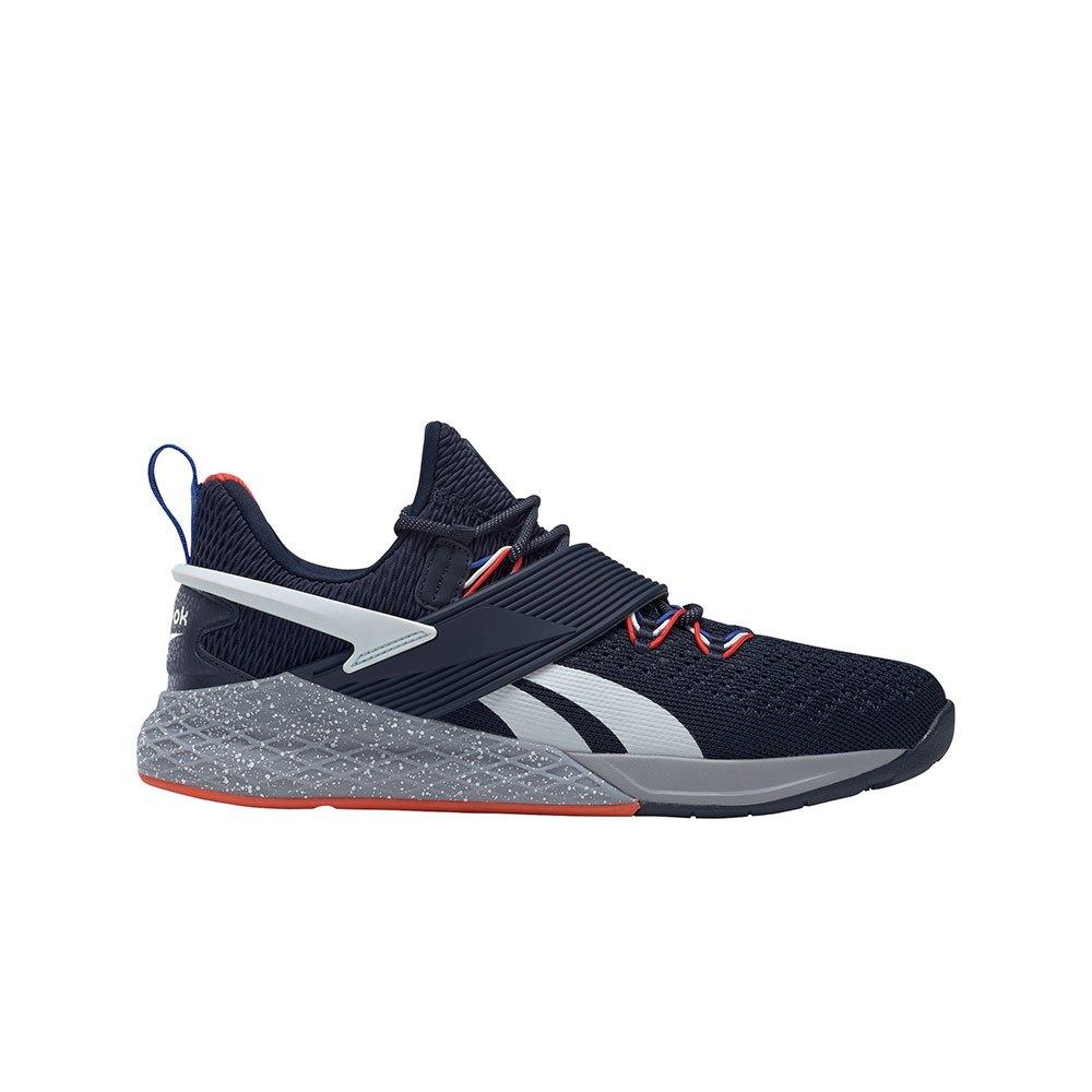 Reebok Chaussures Nano X Froning EU 40 1/2 Vector Navy / Ftwr White / Court Blue