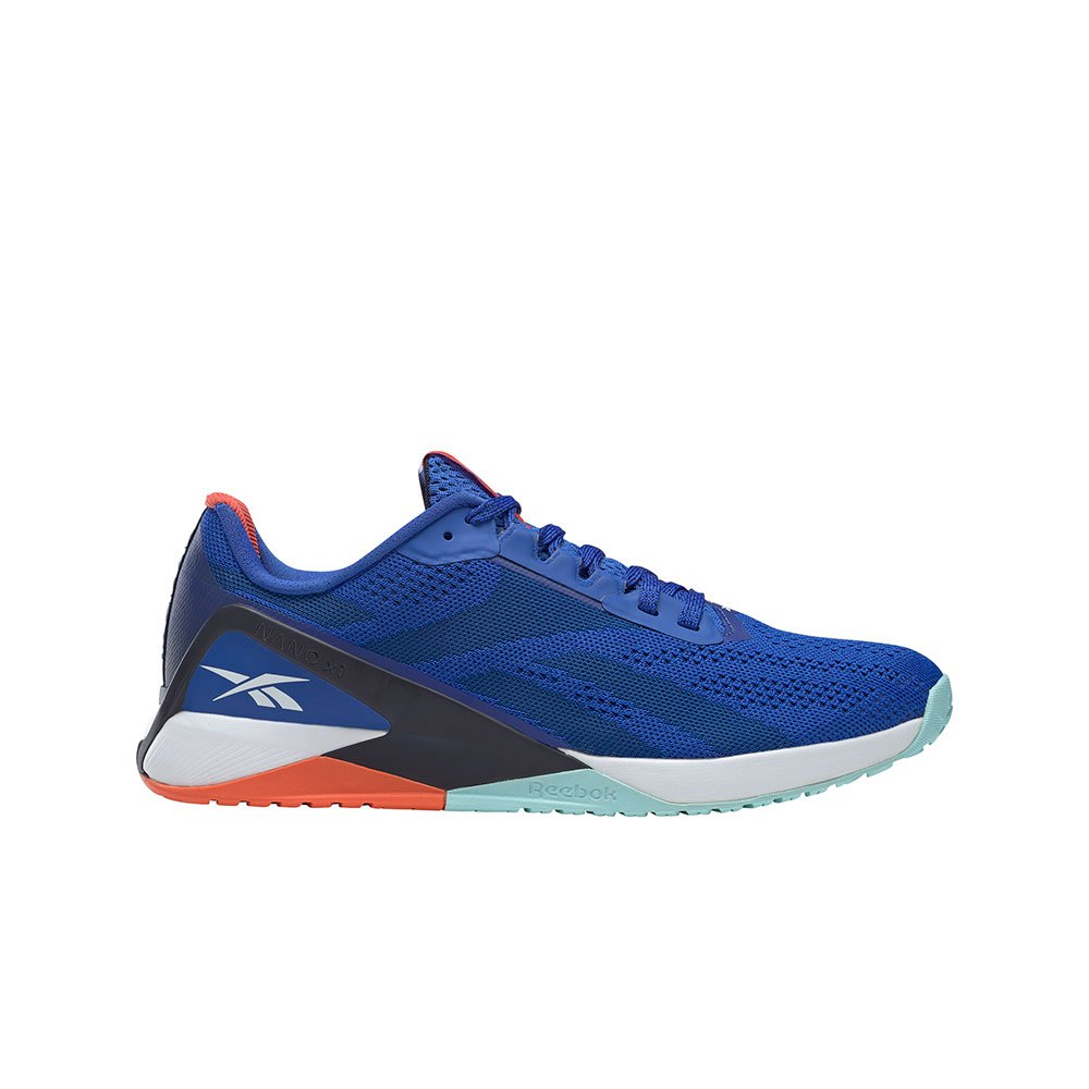 Reebok Nano X1 EU 45 1/2 Court Blue / Dynamic Red / Vector Navy