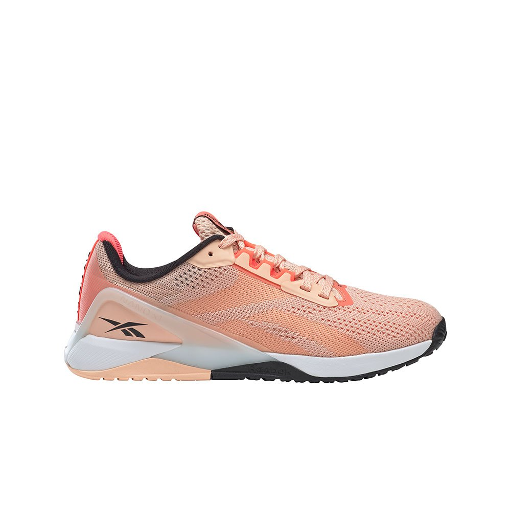 Reebok Nano X1 EU 37 1/2 Aura Orange / Twisted Coral / Black