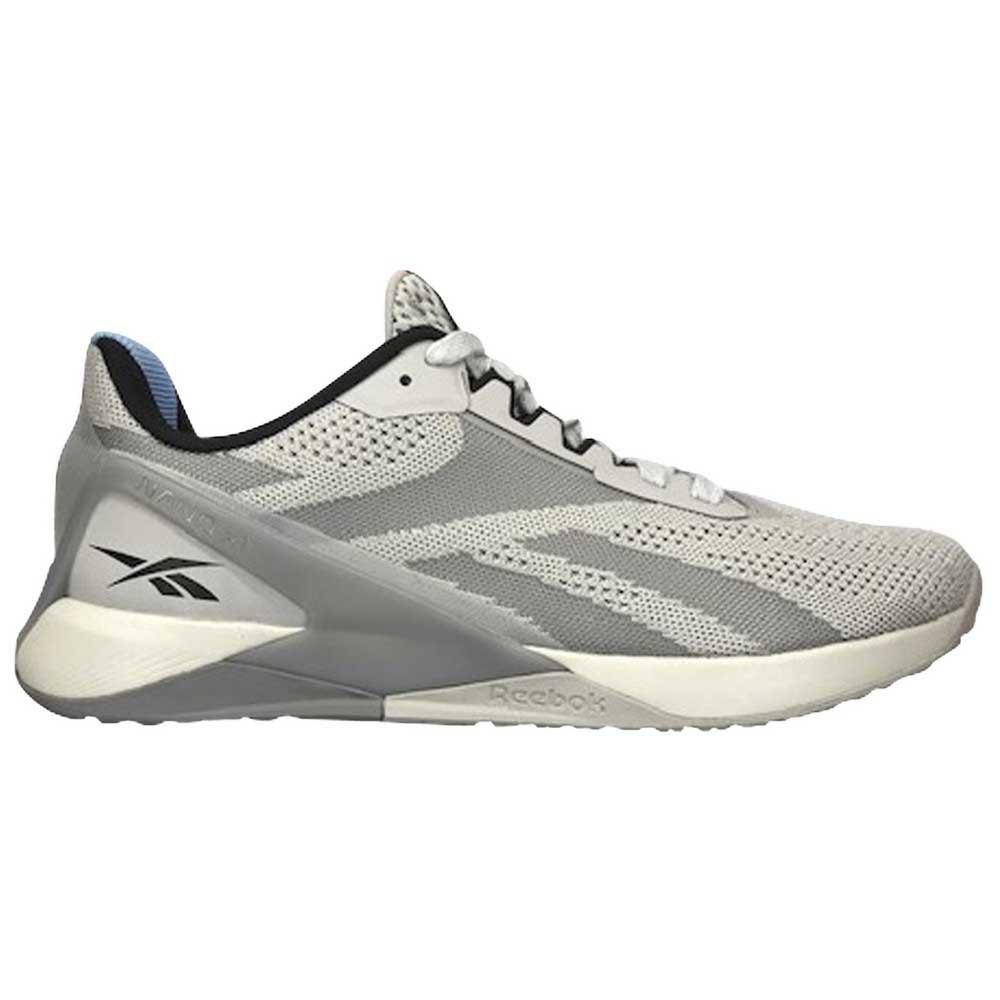 Reebok Chaussures Nano X1 EU 42 Pure Grey 2 / Pure Grey 4 / Radiant Aqua