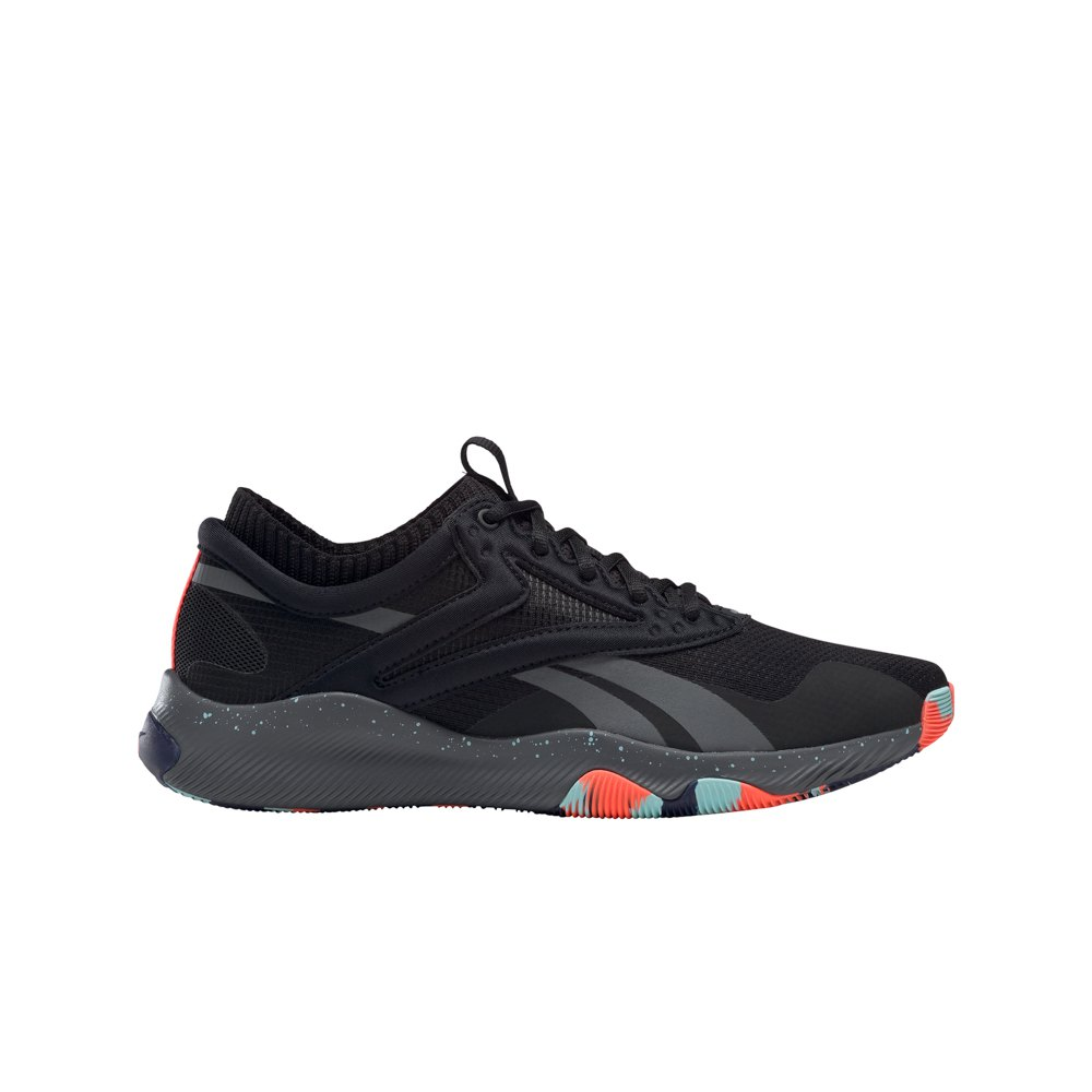 Reebok Hiit Tr EU 44 1/2 Core Black / True Grey 7 / Orange Flare