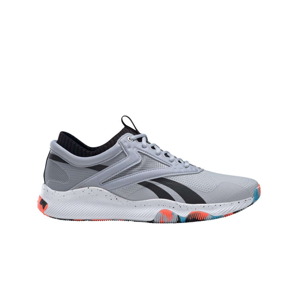 Reebok Hiit Tr EU 41 Cold Grey 2 / Orange Flare / Radiant Aqua