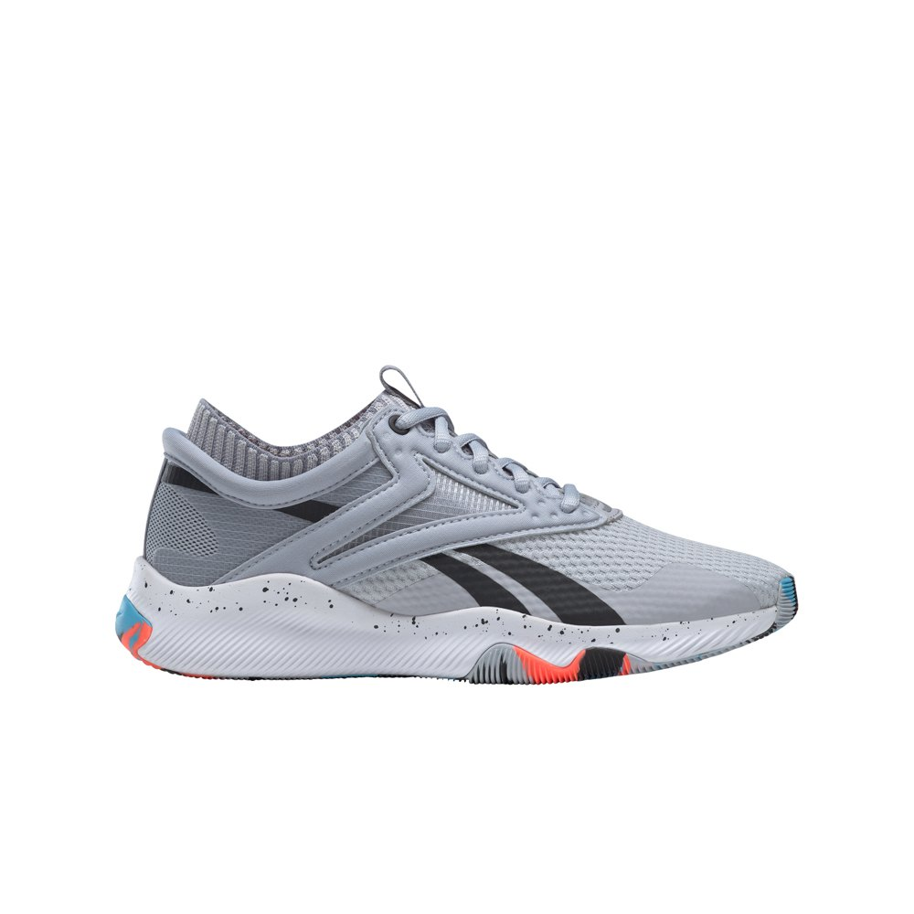 Reebok Hiit Tr EU 37 Cold Grey 2 / Orange Flare / Radiant Aqua