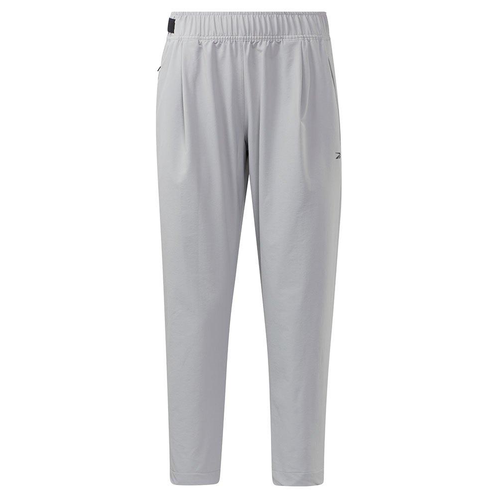 Reebok Pantalon Longue Les Mills Athletic S Pure Grey 3