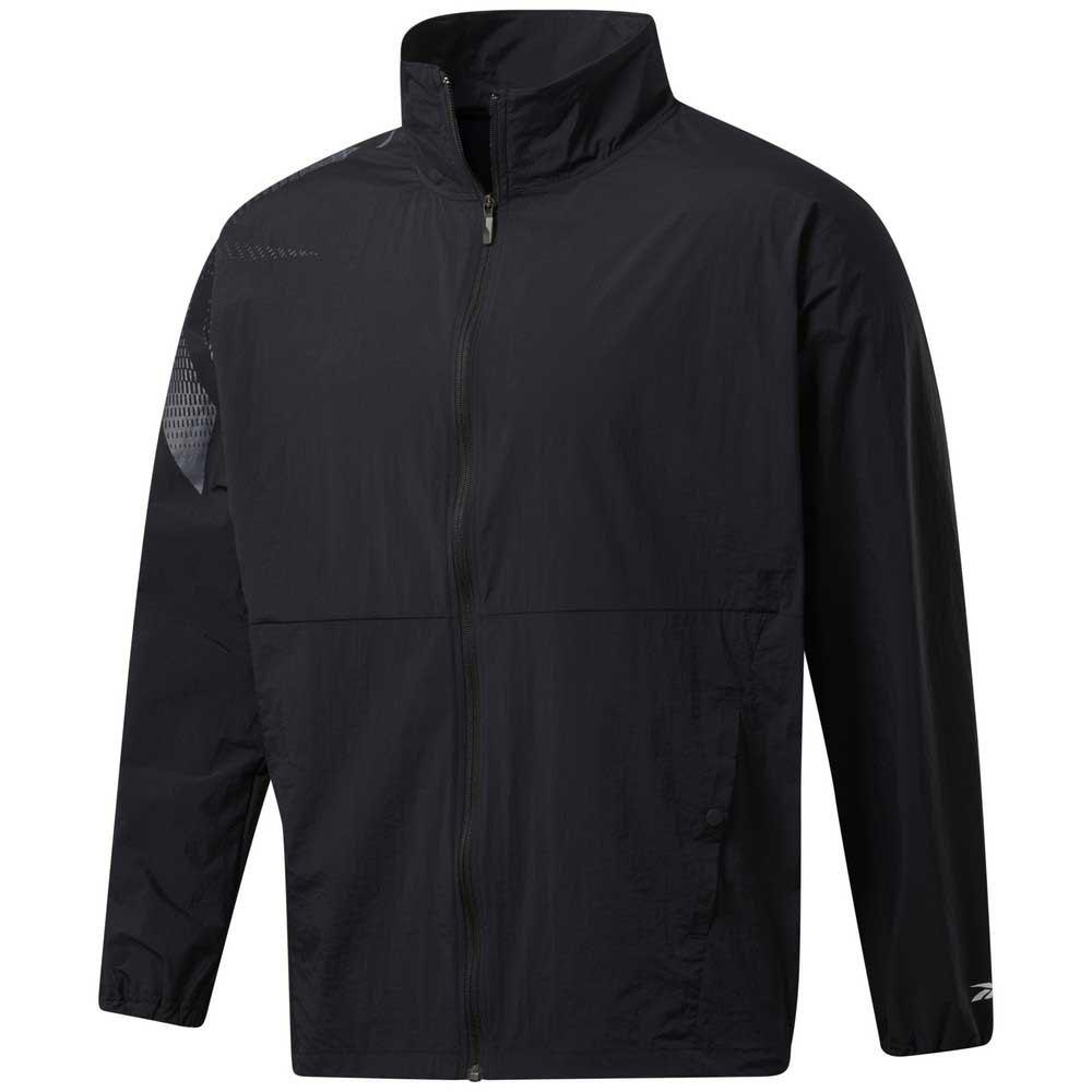 Reebok Zip-up Track Jacket S Black