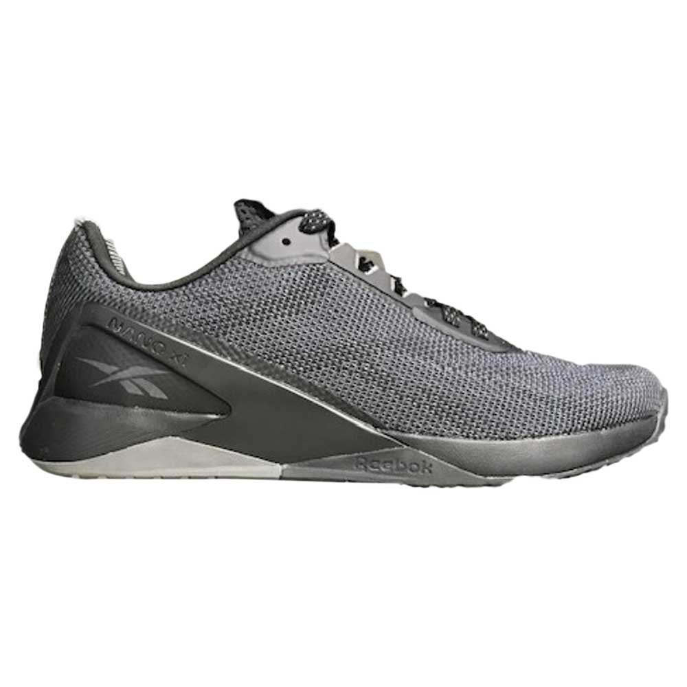 Reebok Chaussures Nano X1 Grit EU 45 Core Black / True Grey 7 / True Grey 8