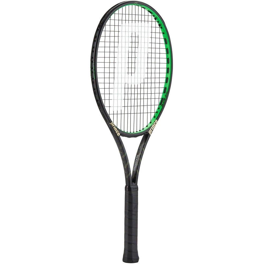 Prince Raquette Tennis Sans Cordage Textreme Tour O3 100 290 2 Black / Green