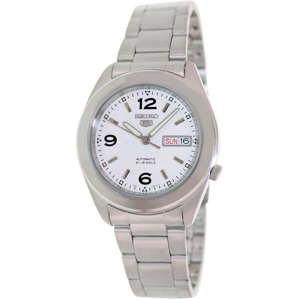 Seiko Watches Relógio Snkm73k1 One Size Silver - Relógios Relógio Snkm73k1