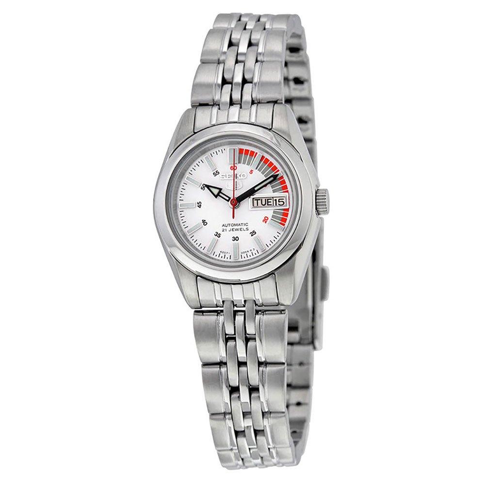 Seiko Watches Relógio Syma41k1 One Size Silver - Relógios Relógio Syma41k1