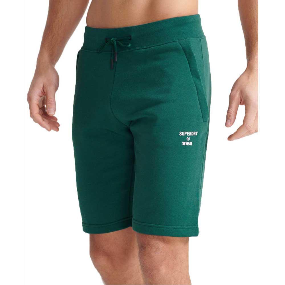 Superdry Short Core Sport Jogger M Mid Pine