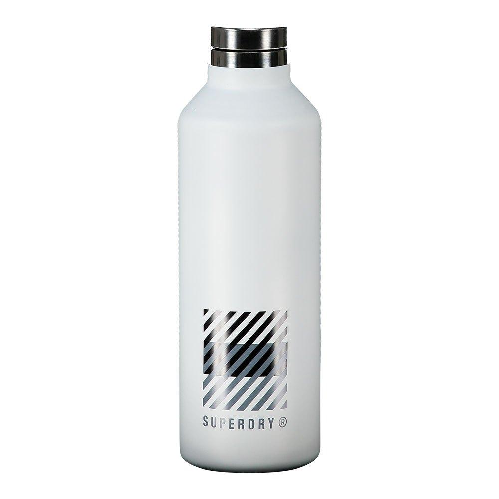 Superdry Sport Logo 750ml One Size White