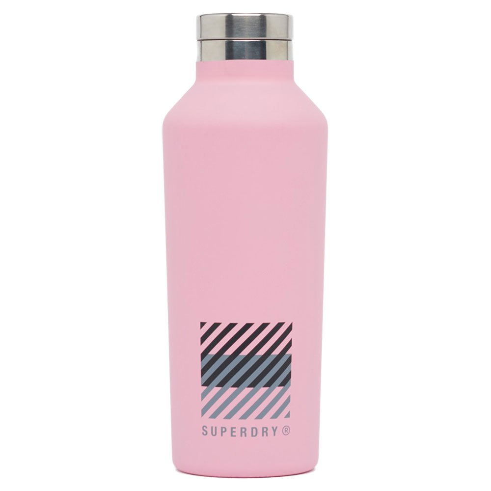 Superdry Sport Logo 750ml One Size Pale Pink