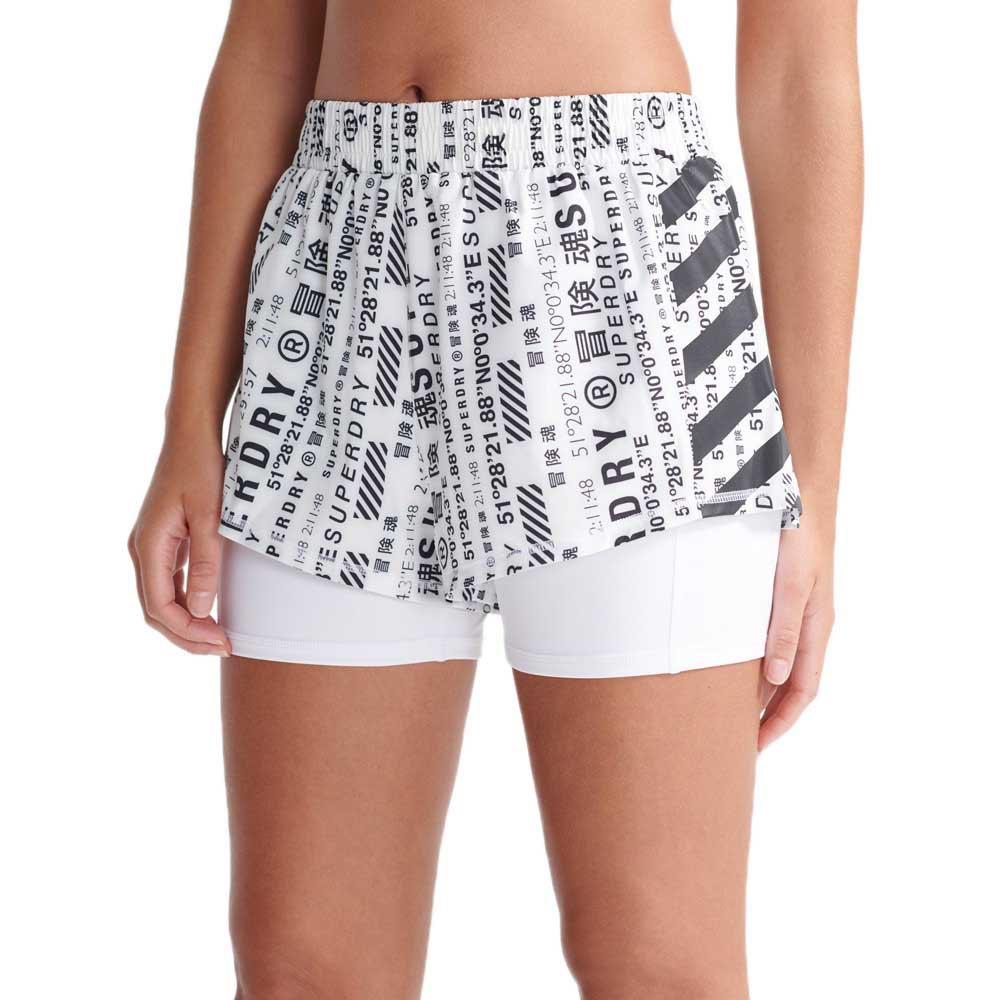 Superdry Running Double Layer M Optic Aop