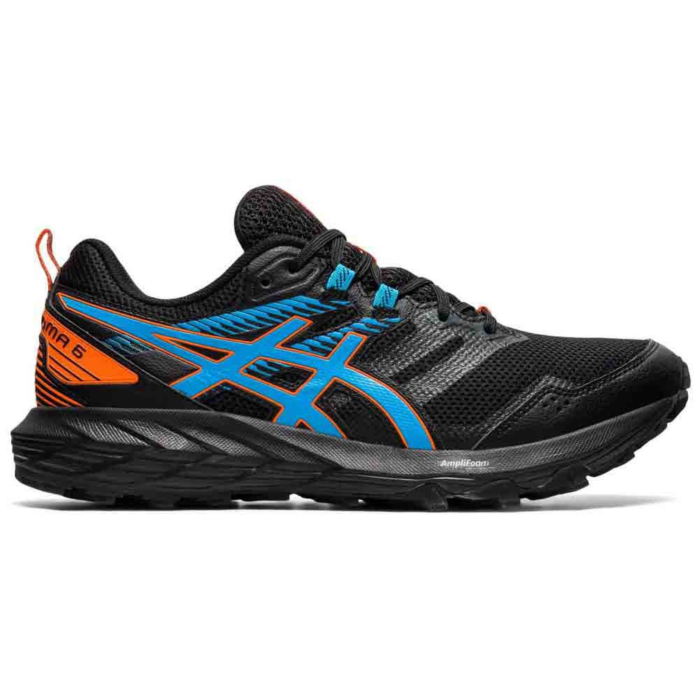 Asics Gel Sonoma 6 EU 44 Black / Digital Aqua