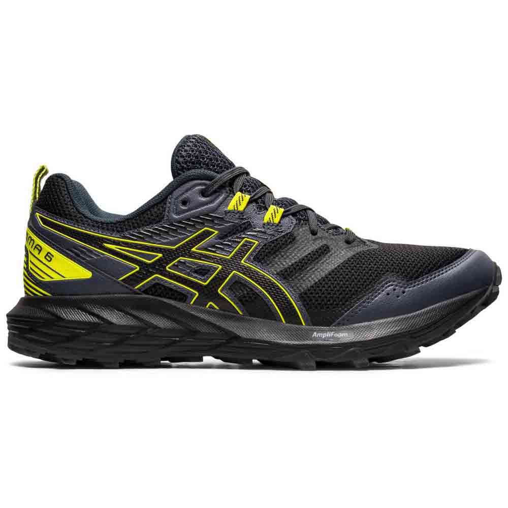 Asics Gel Sonoma 6 EU 44 Graphite Grey / Sour Yuzu