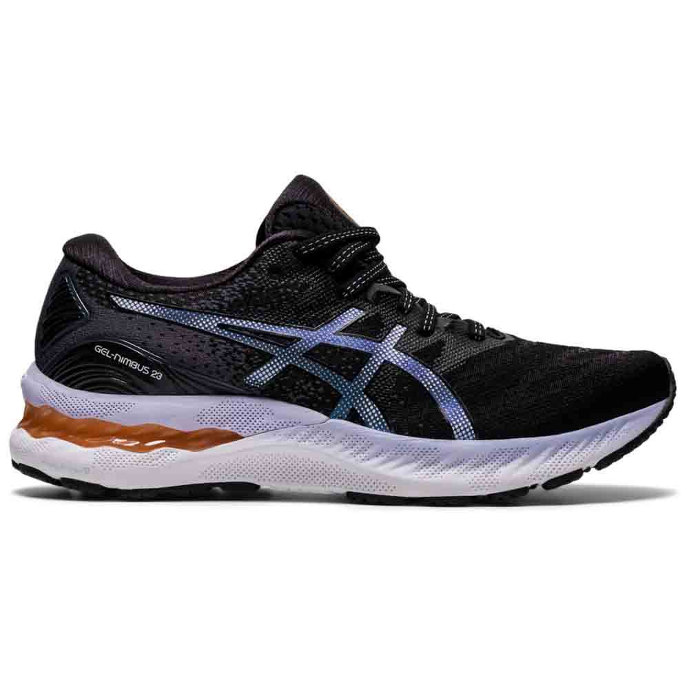 Asics Gel Nimbus 23 EU 42 Black / Carrier Grey