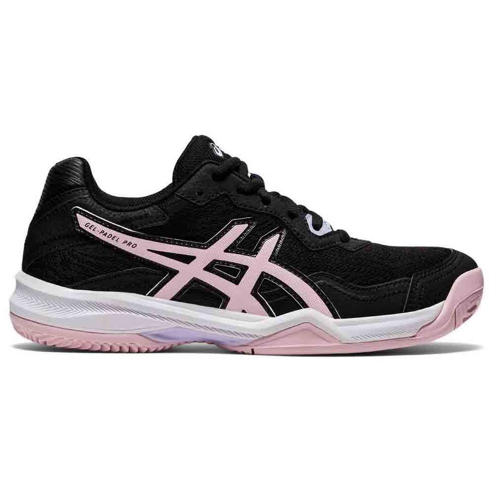 Asics Chaussures Gel Padel Pro 4 EU 42 Black / Pink Salt