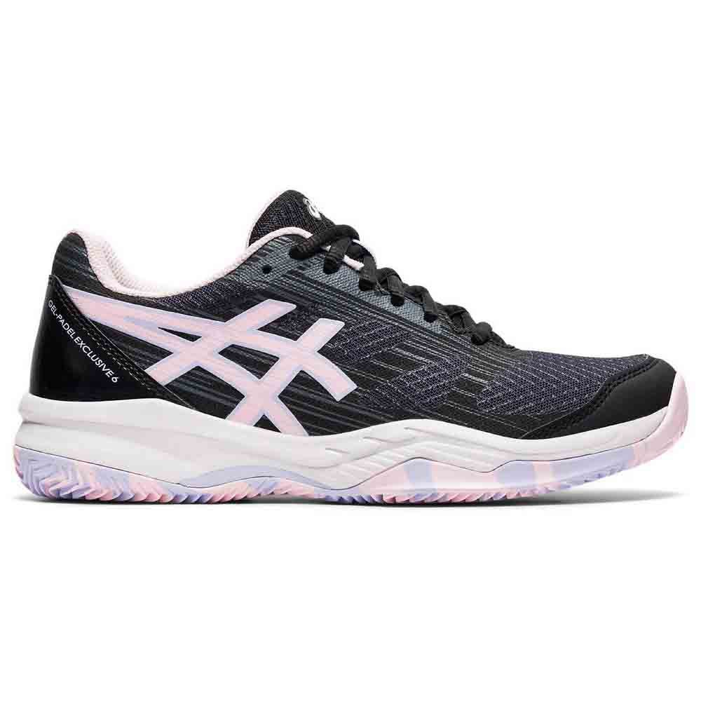 Asics Gel Padel Exclusive 6 EU 42 Black / Pink Salt