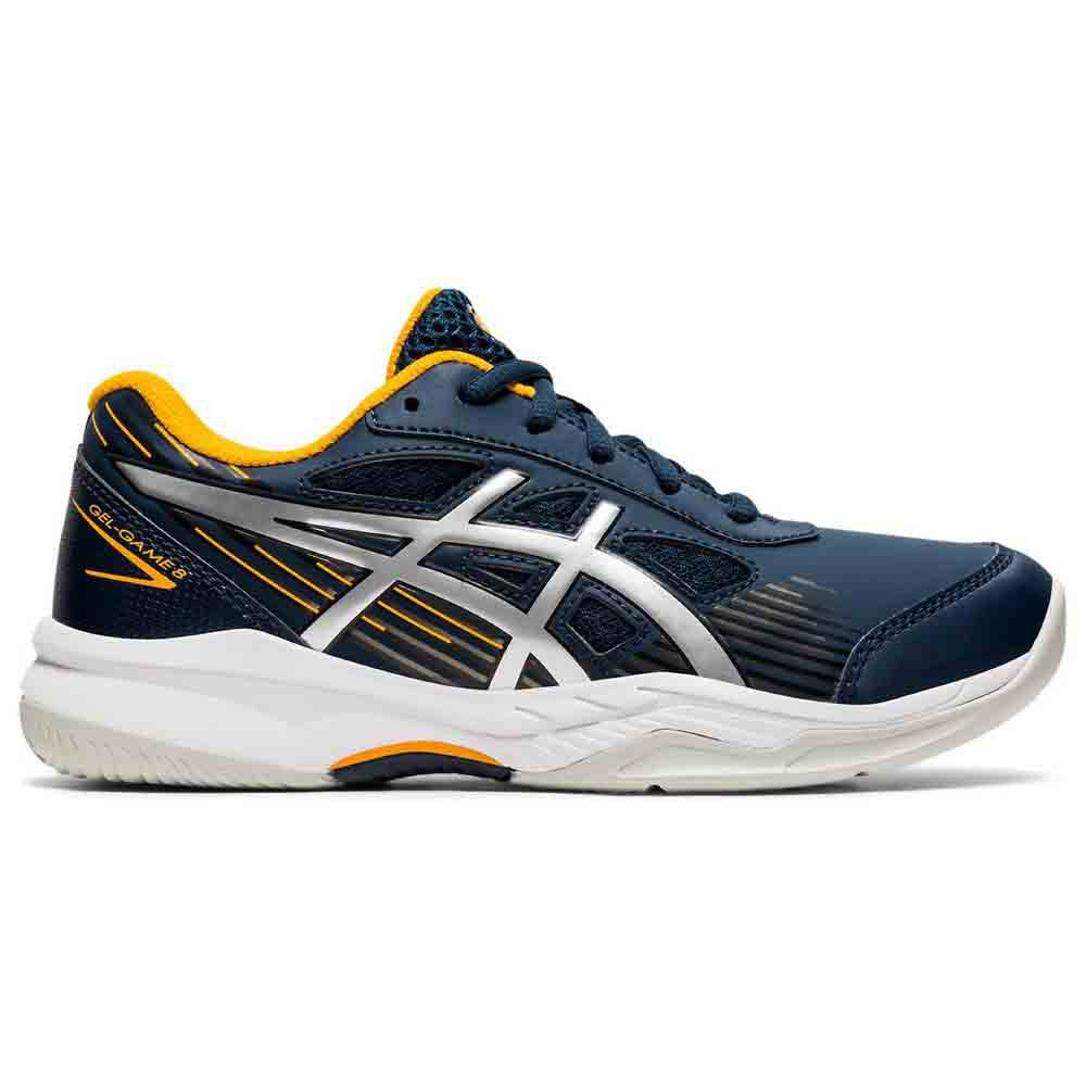 Asics Chaussures Gel Game 8 Gs EU 32 1/2 French Blue / Pure Silver