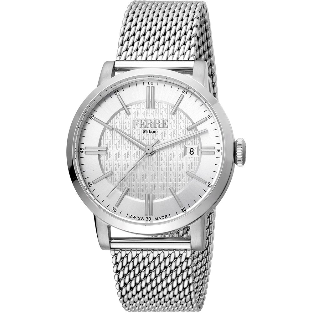 FerrÈ Milano Relógio Fm1g156m0041 One Size Silver - Relógios Relógio Fm1g156m0041