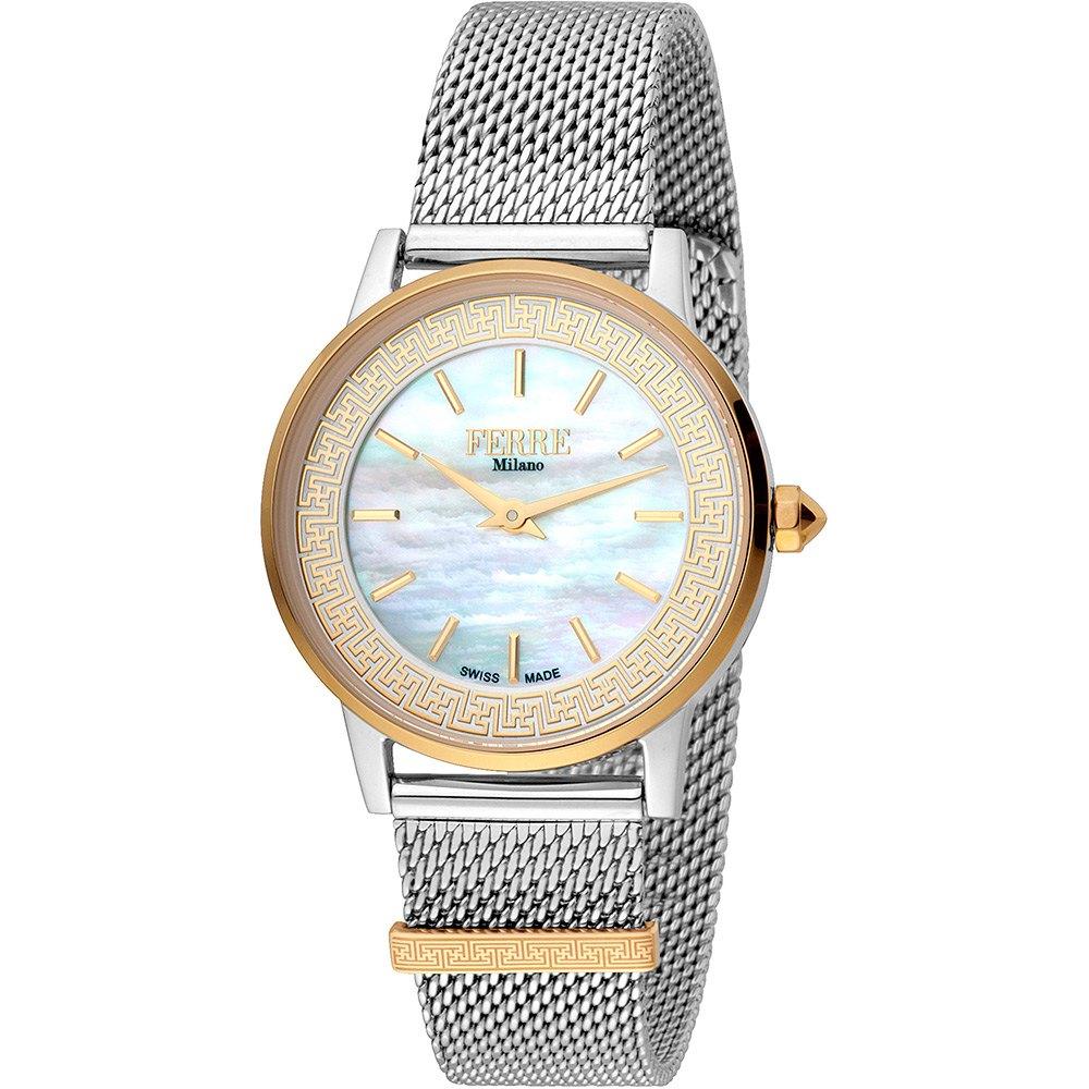FerrÈ Milano Relógio Fm1l103m0711 One Size Silver - Relógios Relógio Fm1l103m0711