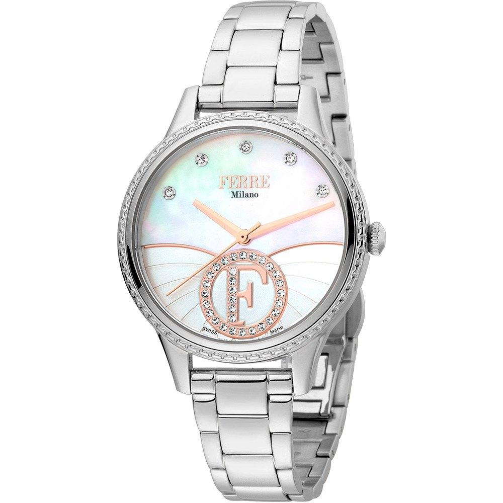 FerrÈ Milano Relógio Fm1l167m0051 One Size Silver - Relógios Relógio Fm1l167m0051