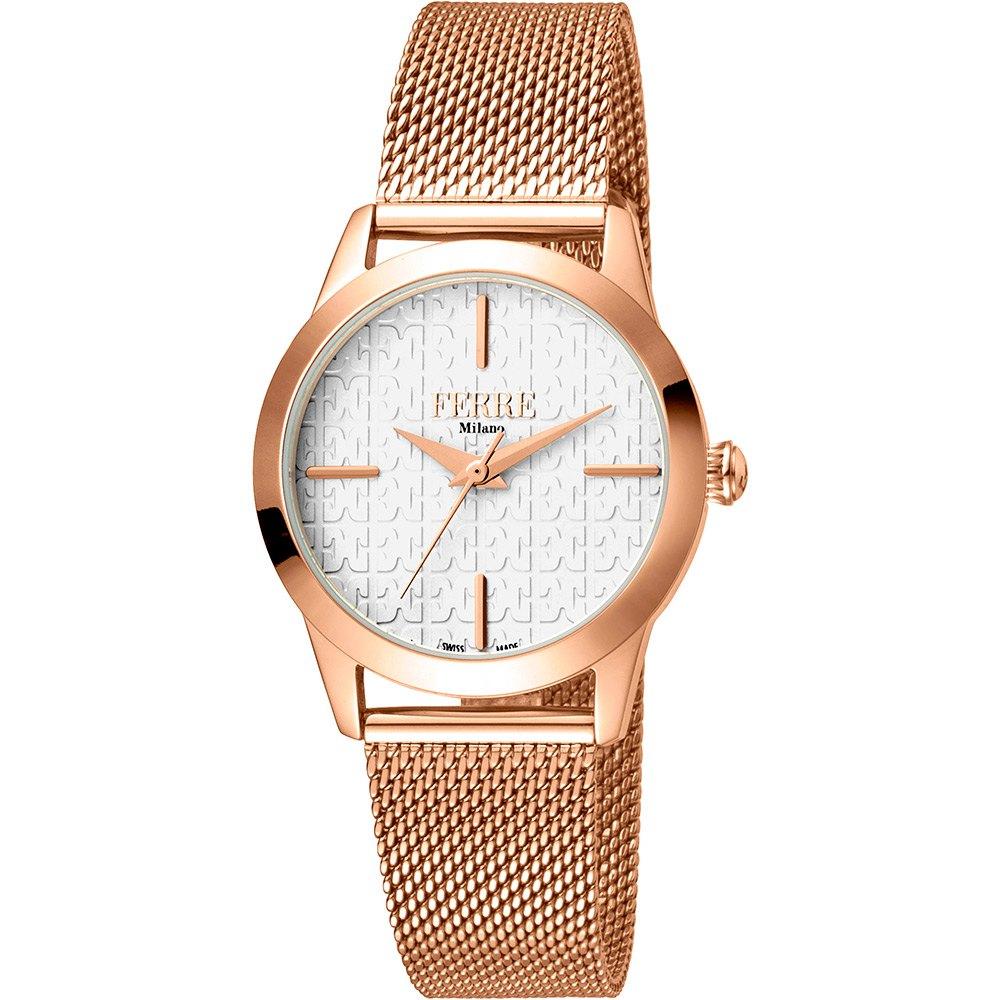 FerrÈ Milano Relógio Fm1l126m0051 One Size Pink Gold - Relógios Relógio Fm1l126m0051