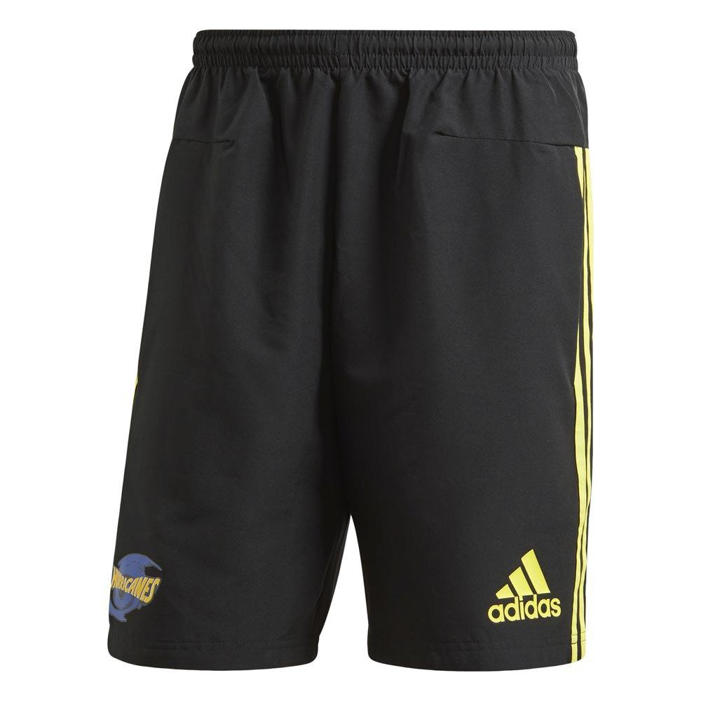 Adidas Highlanders XL Black / Yellow Zest