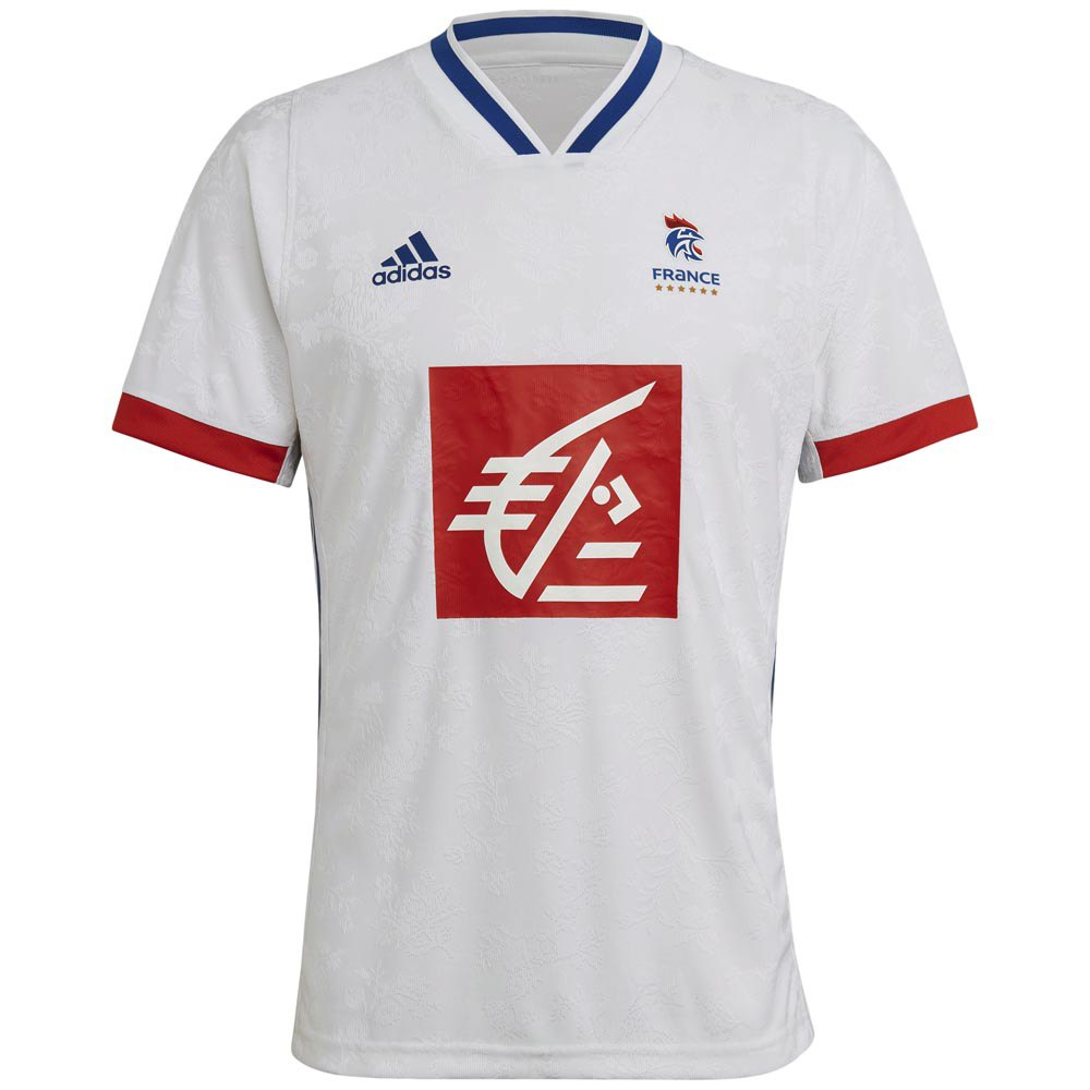 Adidas France Replica XXXL White / Team Royal Blue