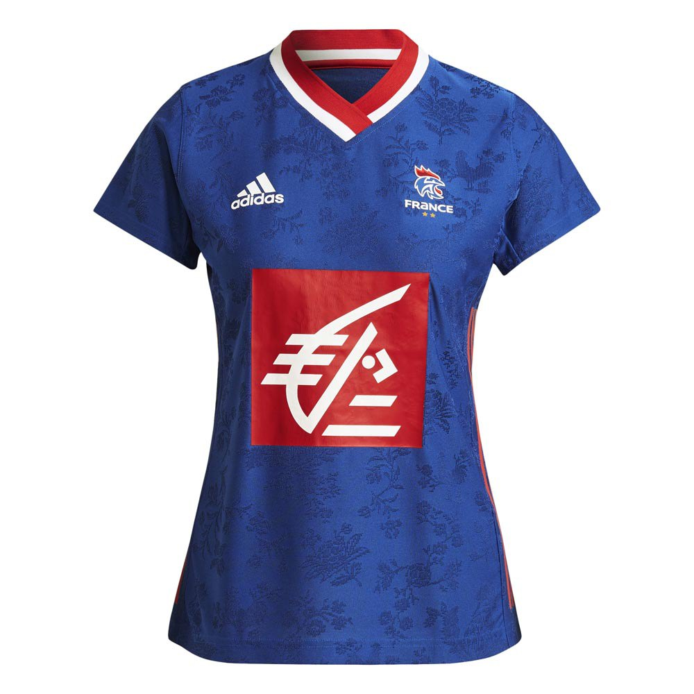 Adidas France Replica XS Team Royal Blue / Team Colleg Red